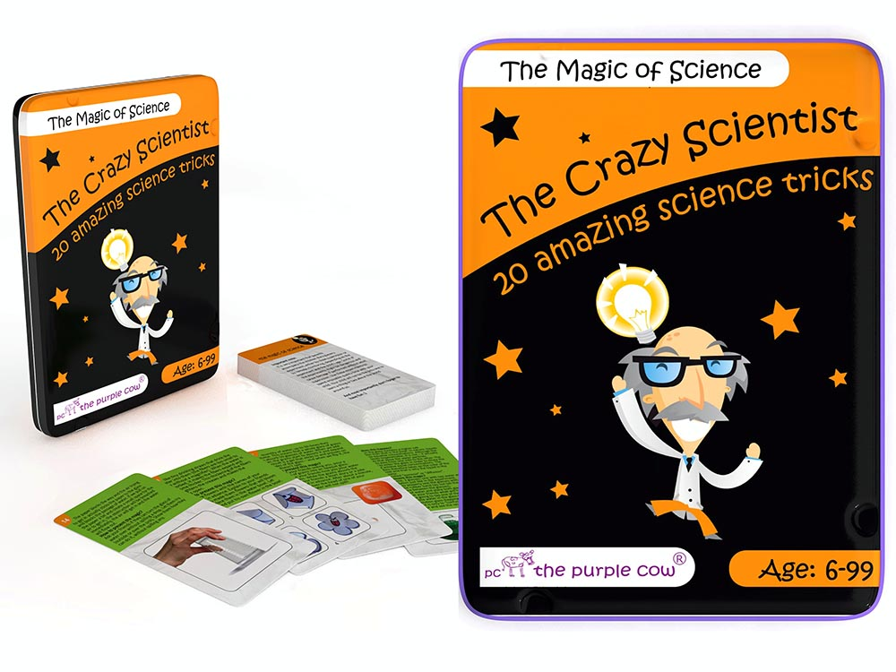 crazy scient magic of science pur890438  jedko games