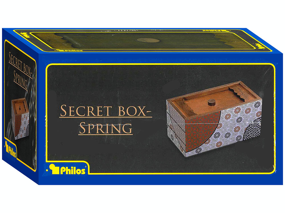 SECRET BOX SPRING (Philos)