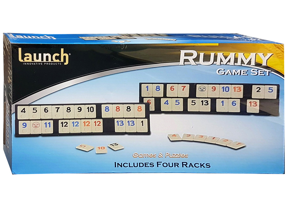 RUMMY GAME SET (launch)