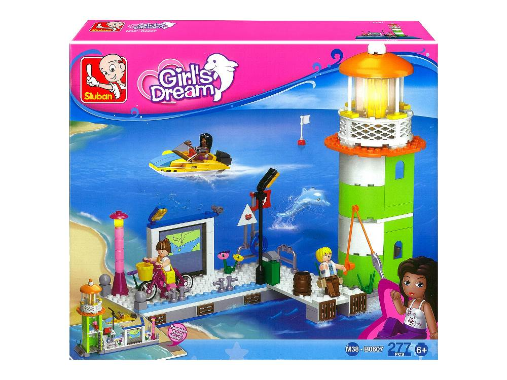 GIRLS DREAM LIGHTHOUSE