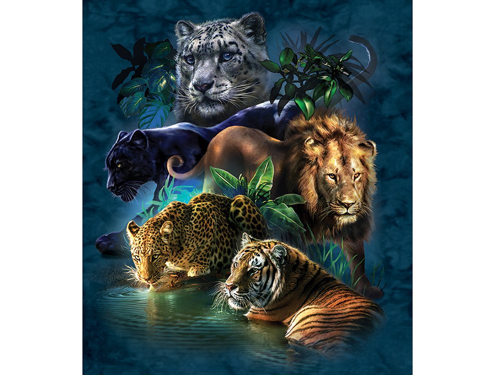 BIG CAT PROWESS 1000pc