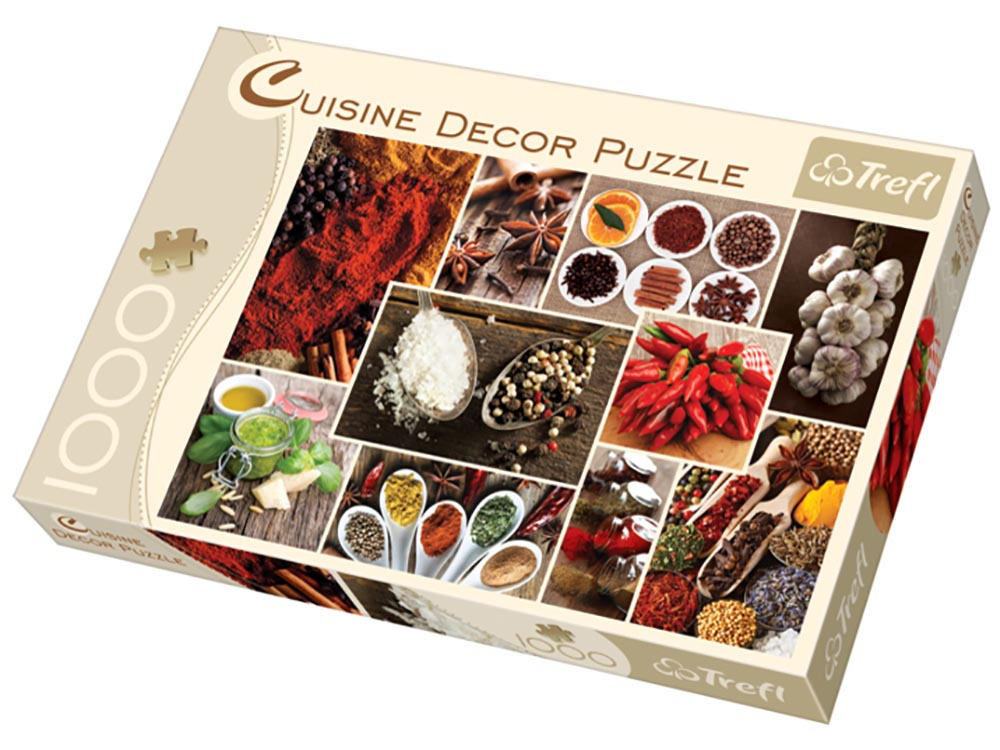 CUSINE DECOR,SPICES 1000pc