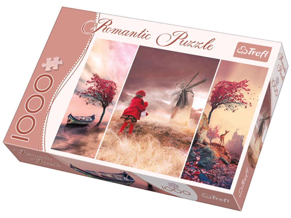 ROMANTIC,FAIRYTALE LAND 1000pc