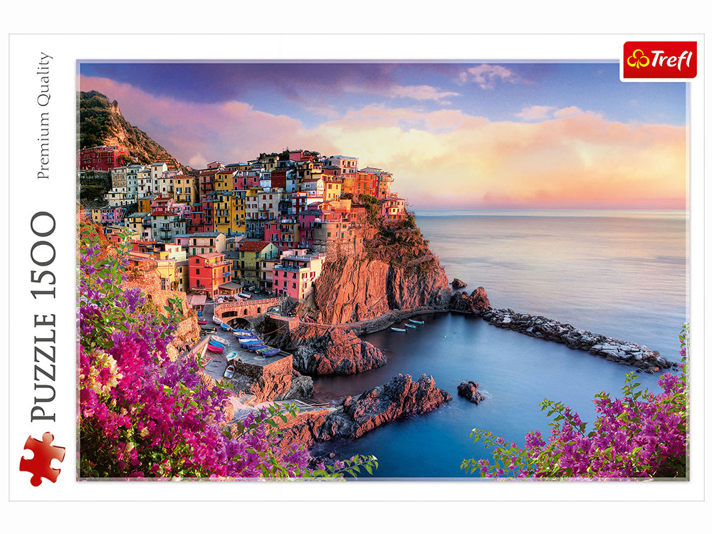 VIEW OF MANAROLA 1500pc