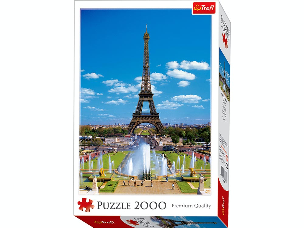 THE EIFFEL TOWER 2000pc