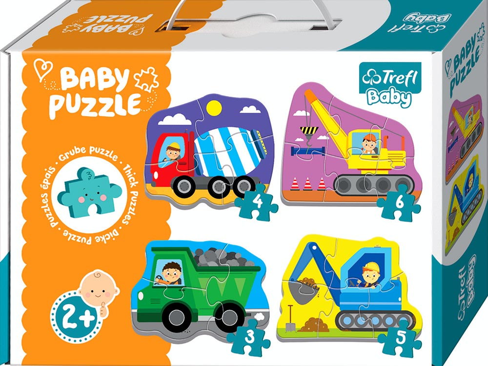 BABY PUZZLE CONSTRUCTION SITE