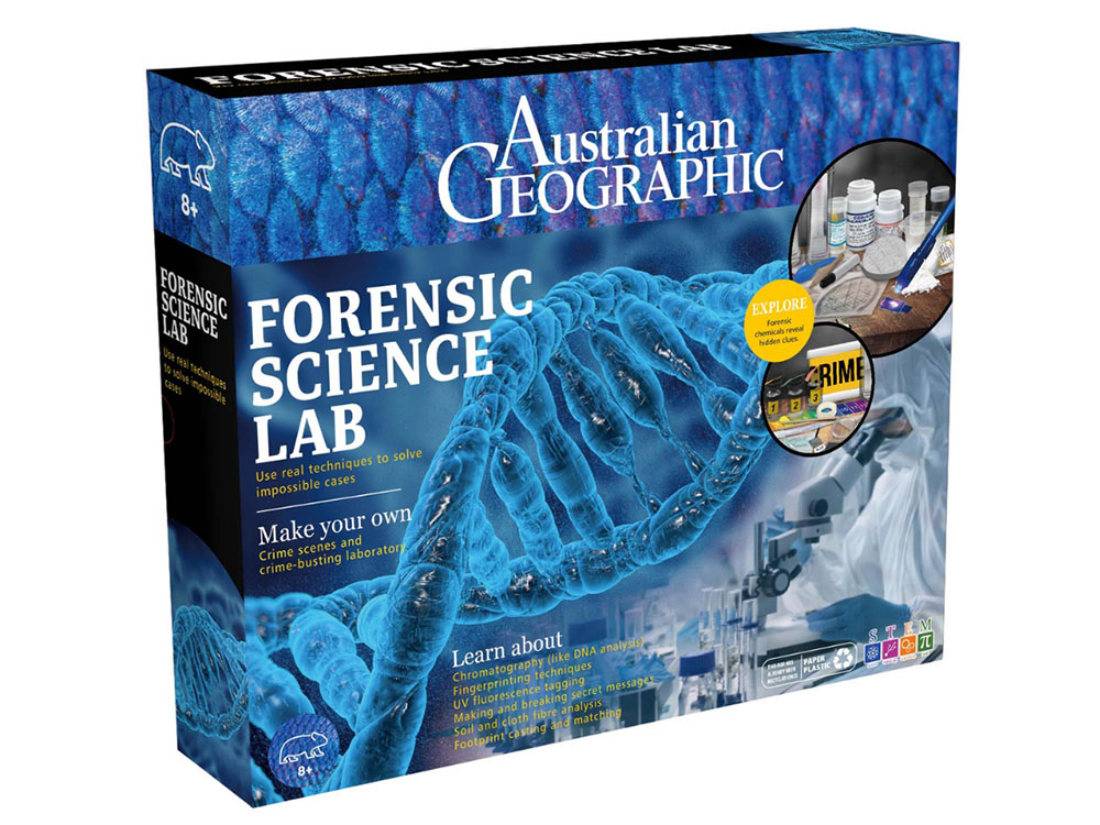 FORENSIC SCIENCE AG