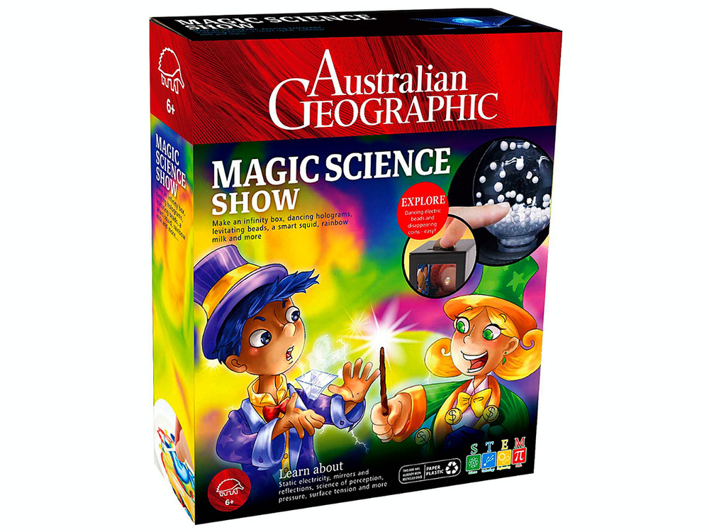 MAGIC SCIENCE SHOW AG
