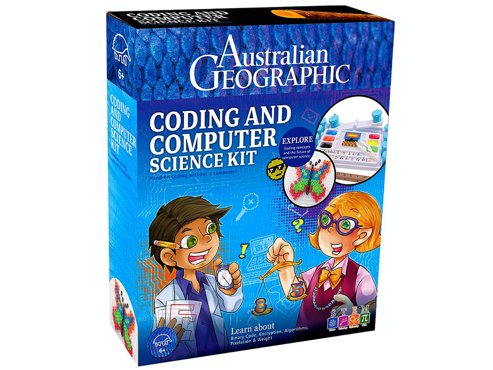 CODING AND COMPUTER SCIENCE AG