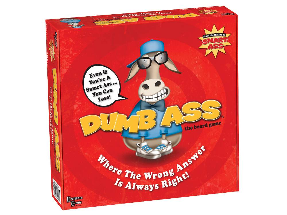 Dumb Ass Board Game BoardGameGeek