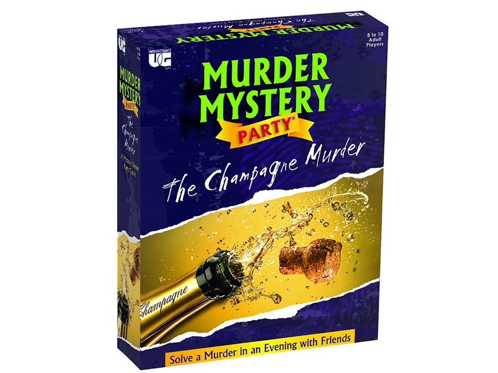 THE CHAMPAGNE MURDER MMP