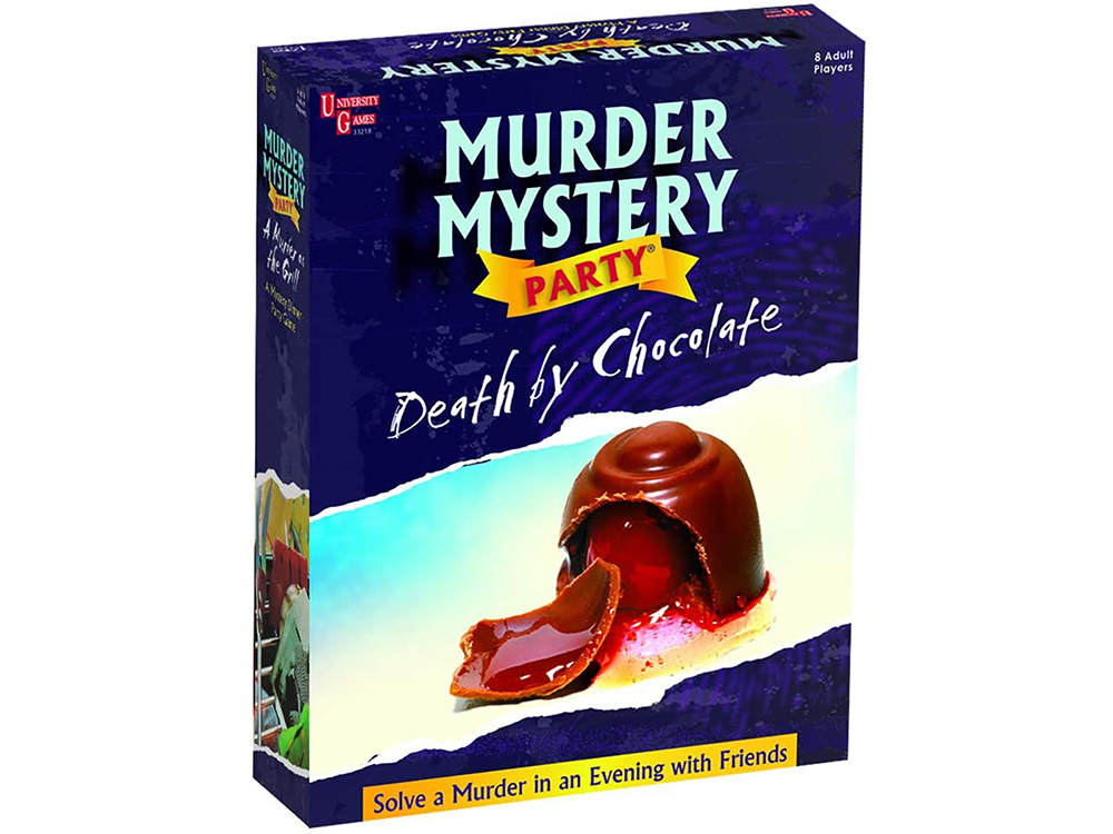 DEATH BY CHOCOLATE MMP