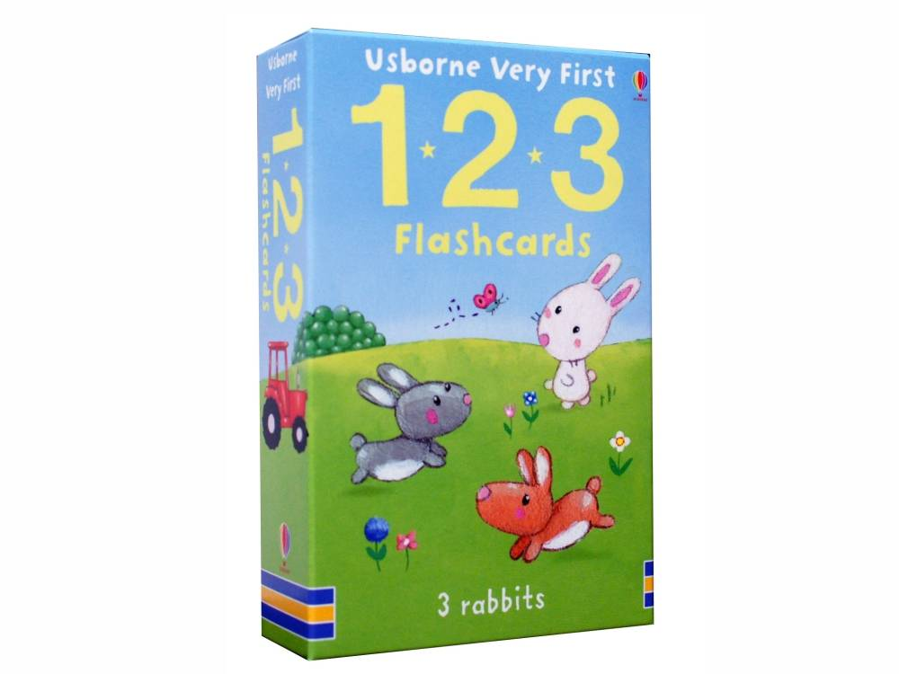 123 FLASHCARDS VERY FIRST