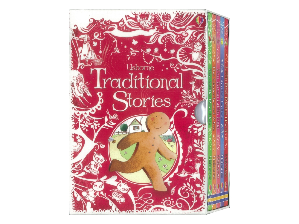 USBORNE TRADITIONAL STORIES