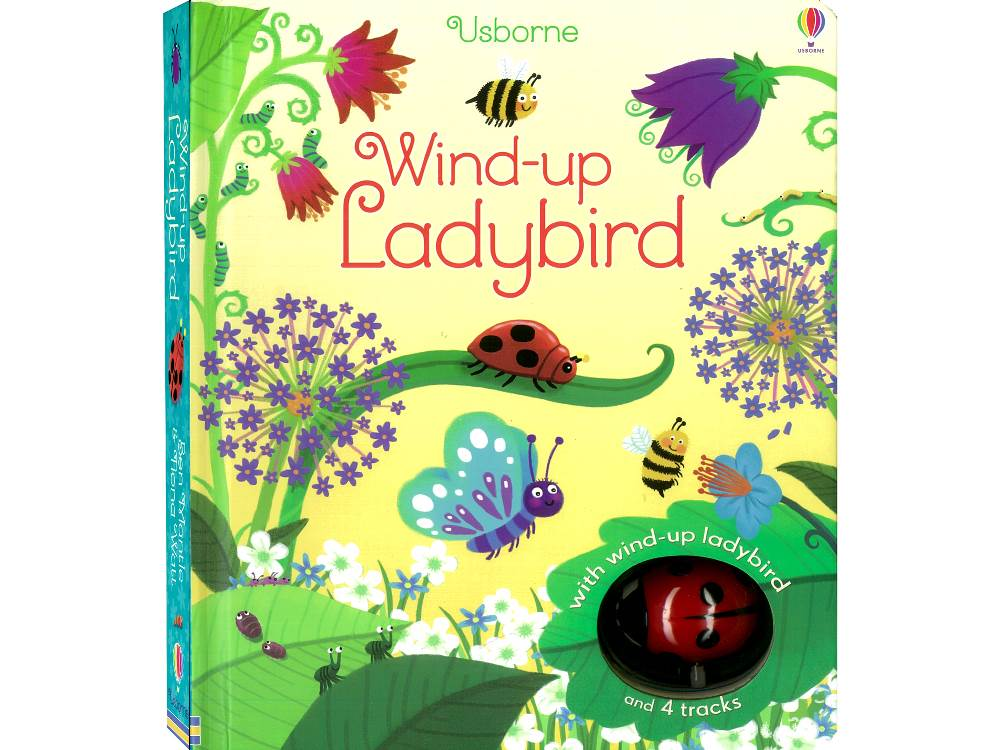 WIND-UP LADYBIRD BOOK