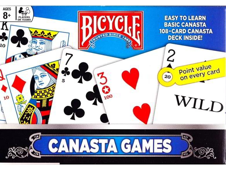 BICYCLE CANASTA