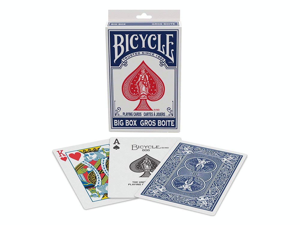 BICYCLE BIG BOX - BLUE
