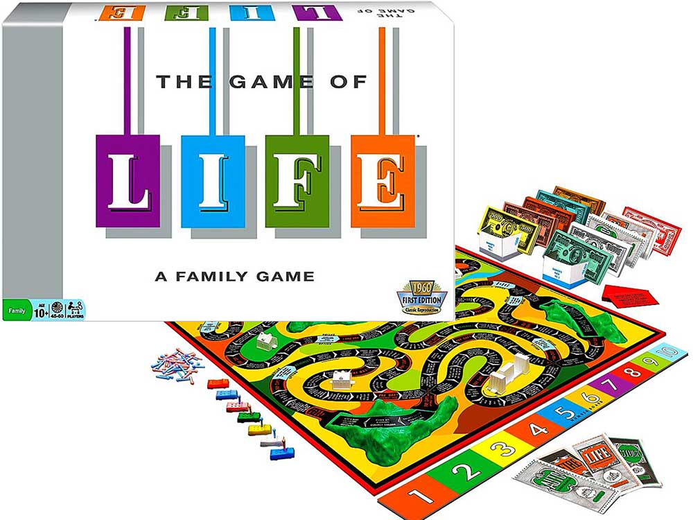 GAME OF LIFE CLASSIC ED.