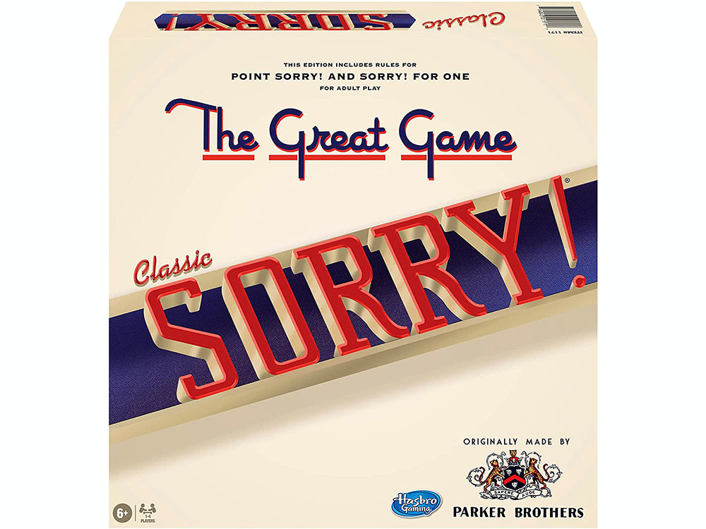 SORRY! - THE CLASSIC EDITION