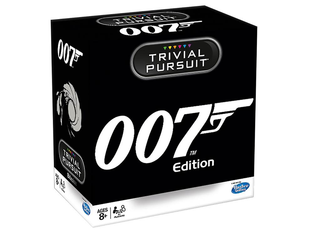 TRIVIAL PURSUIT 007 EDITION
