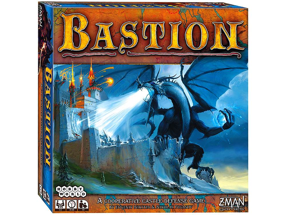 BASTION CO-OPERATIVE GAME