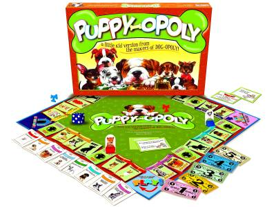 OPOLY, PUPPY (JNR)