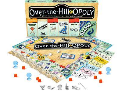 OPOLY, OVER THE HILL