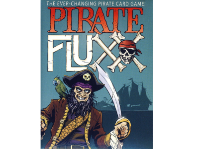 FLUXX PIRATE SINGLE DECK