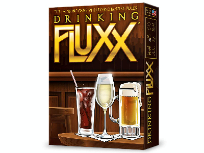 FLUXX DRINKING SINGLE DECK