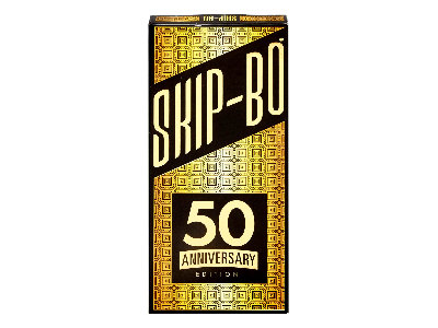 SKIP-BO 50TH ANNIVERSARY