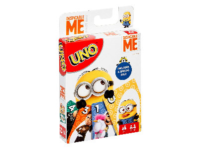 UNO DESPICABLE ME