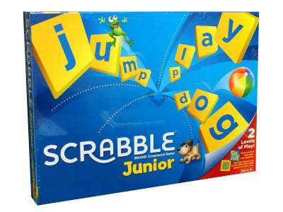 SCRABBLE JUNIOR EDITION