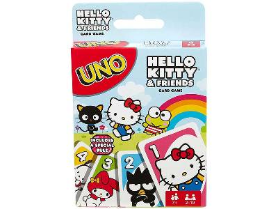 UNO - HELLO KITTY