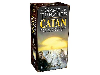 CATAN GAME OF THRONES EXPANSIN