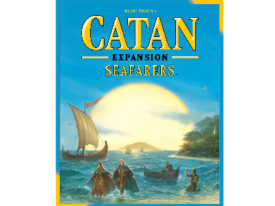 CATAN, SEAFARERS 5TH ED.