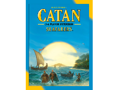 CATAN, SEAFARERS 5&6, 5TH ED.