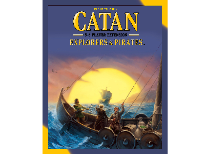 CATAN, EXPLORER,PIRATE 5&6 5TH