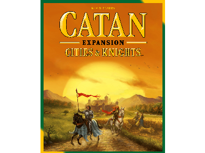 CATAN, CITIES & KNIGHTS 5TH