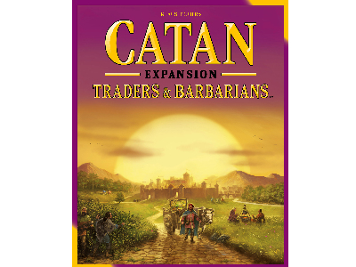 CATAN, TRADERS BARBARIANS 5TH
