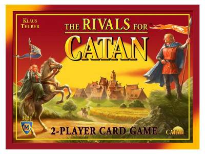 CATAN, RIVALS FOR, CARD GAME