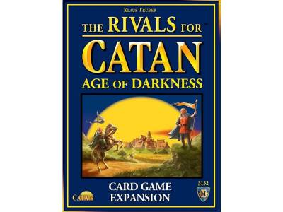 CATAN, RIVALS OF,EXP: DARKNESS