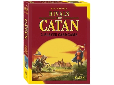 CATAN, RIVALS FOR, DELUXE E