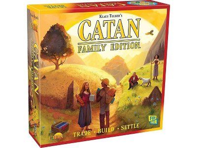 CATAN, FAMILY EDITION
