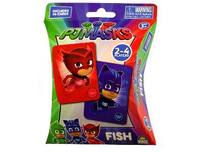 PJ MASKS FISH
