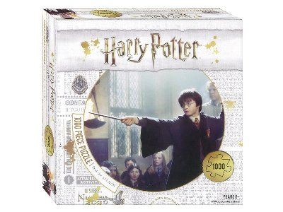 HARRY POTTER 1000pc Ast Pz B