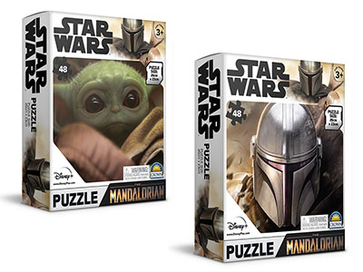 STAR WARS MANDALORIAN AST 48pc