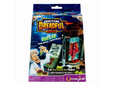 DR DREADFUL BUG LAB