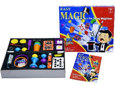 EASY MAGIC 50 TRICKS