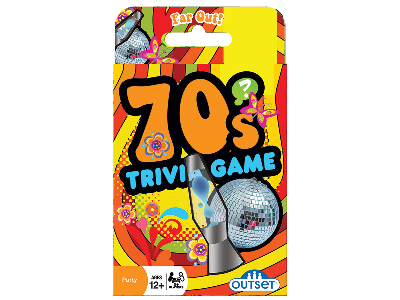70s TRIVIA CARD GAME