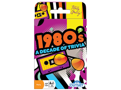 1980s DECADE OF TRIVIA